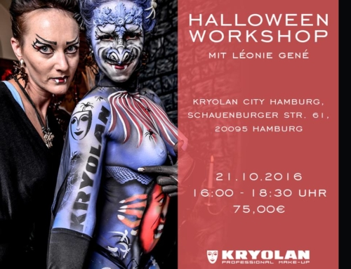 Halloween Workshop Nachtwesen mit Leonie Gene