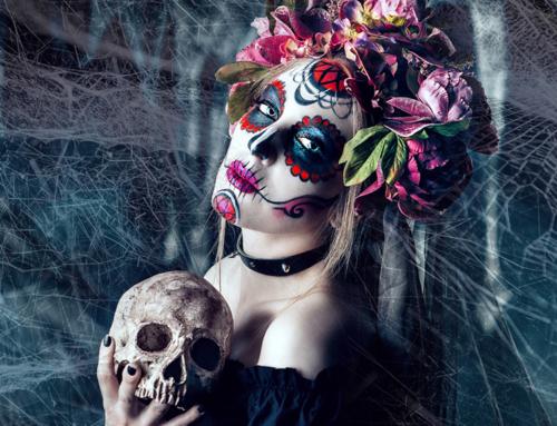 Maskenbildnerservice von Kryolan